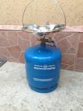 Butelie 5 Litri CAMPING \ VOIAJ cu arzator !!!!