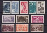 ROMANIA 1945 , LP 170 , PENTRU ARDELENI SERIE  MNH, Nestampilat