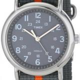 Timex T2N649 ceas barbati nou 100% veritabil. Garantie.In stoc - Livrare rapida - Ceas barbatesc Timex, Casual, Quartz, Inox, Material textil, Data