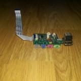 Modul port USB + audio MSI EX630