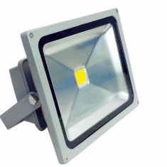 Proiector LED 50w lumina rece Echivalent 500w 4500 lumeni