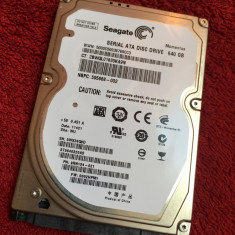 HDD laptop - Hard disc Seagate ST9640320S 640GB - 356 erori, 500-999 GB, SATA2, 8 MB