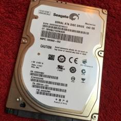 HDD laptop - Hard disc Seagate ST9640320S 640GB - 356 erori, 500-999 GB, SATA2, 8 MB