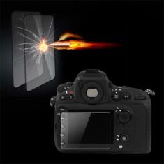 Folie sticla securizata Tempered Glass ptr. Nikon D7200/D7100/D600/D610 - Accesoriu Protectie Foto