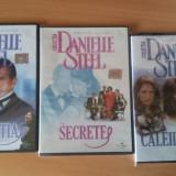 Set 3 filme Danielle Steel noi, sigilate dvd - Film Colectie, Altele
