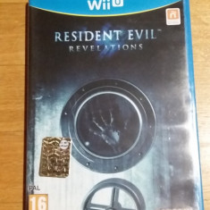 Joc WII U Resident evil revelations original - by WADDER - Jocuri WII U, Shooting, 16+, Single player