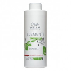 Wella Professionals Elements Renewing Shampoo sampon pentru regenerare, hrănire si protectie 1000 ml