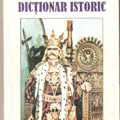 Gheorghe Chitac-Dictionar Istoric - Istorie