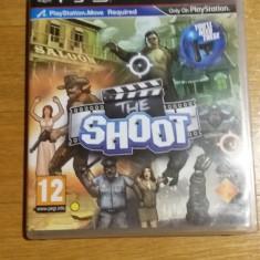 PS3 The shoot / MOVE obligatoriu - joc original by WADDER - Jocuri PS3 Sony, Simulatoare, 12+, Multiplayer