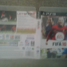 FIFA 10 - Joc PS3 ( GameLand ) - Jocuri PS3, Sporturi, 3+, Multiplayer