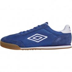Adidasi Umbro Mens Grande Trainers Blue/White nr. 44 si 46 - Adidasi barbati Umbro, Culoare: Albastru, Textil