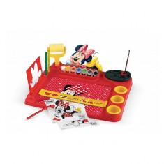 Set artist Minnie Mouse Faro - Jocuri arta si creatie