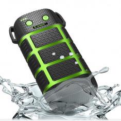 BATERIE EXTERNA Cager WP10, waterproof, 5200 mAh | CADOU Cablu incarcare 2 in 1, Universala