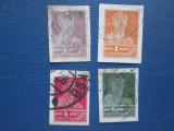 TIMBRE RUSIA 1924=LOT STAMPILAT