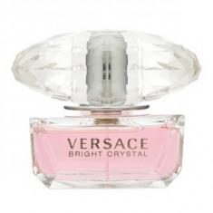 Versace Bright Crystal eau de Toilette pentru femei 50 ml - Parfum femeie Versace, Apa de toaleta