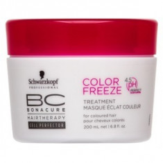 Schwarzkopf Professional BC Bonacure Color Freeze Treatment masca pentru păr vopsit 200 ml