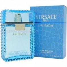 Versace Eau Fraiche Man eau de Toilette pentru barbati 200 ml - Parfum barbati Versace, Apa de toaleta