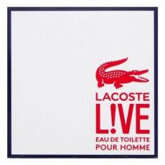 Lacoste Live Pour Homme eau de Toilette pentru barbati 100 ml - Parfum barbati Lacoste, Apa de toaleta