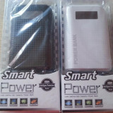 Baterie externa cu display Smart Power Bank 16000mAh