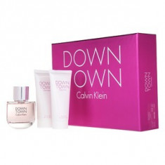 Calvin Klein Downtown set pentru femei 90 ml - Set parfum