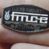 Emblema / sigla / insigna FMCE Satu Mare !!!
