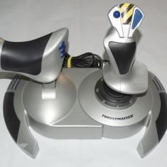 Joystick flight stick Thrustmaster Top Gun Afterburner pentru PC - USB