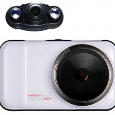 Camera auto DVR iUni Dash 66H, Dual Cam, Full HD, WDR, 170 grade, by Anytek - Camera video auto