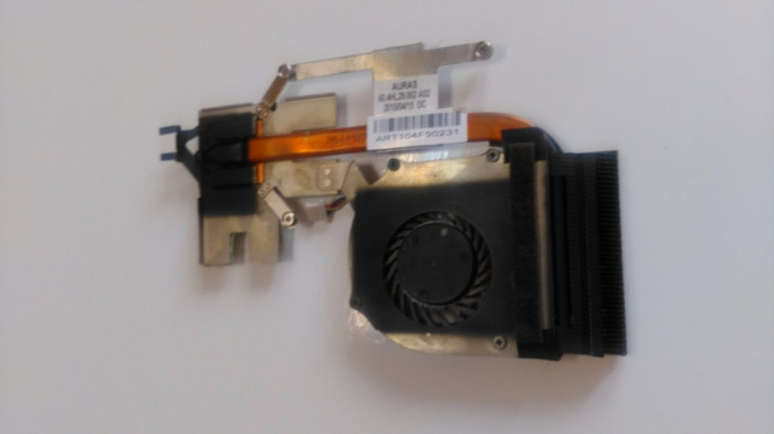 Cooler Racitor HeatSink Placa Video Acer Aspire 3820T MS2292 60.4HL29.002