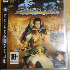 PS3 Genji days of the blade - joc original by WADDER - Jocuri PS3 Sony, Actiune, 16+, Single player