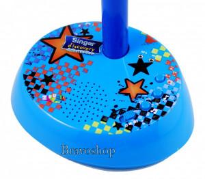 Microfon de jucarie pentru copii cu amplificator voce inaltime si ajustabila