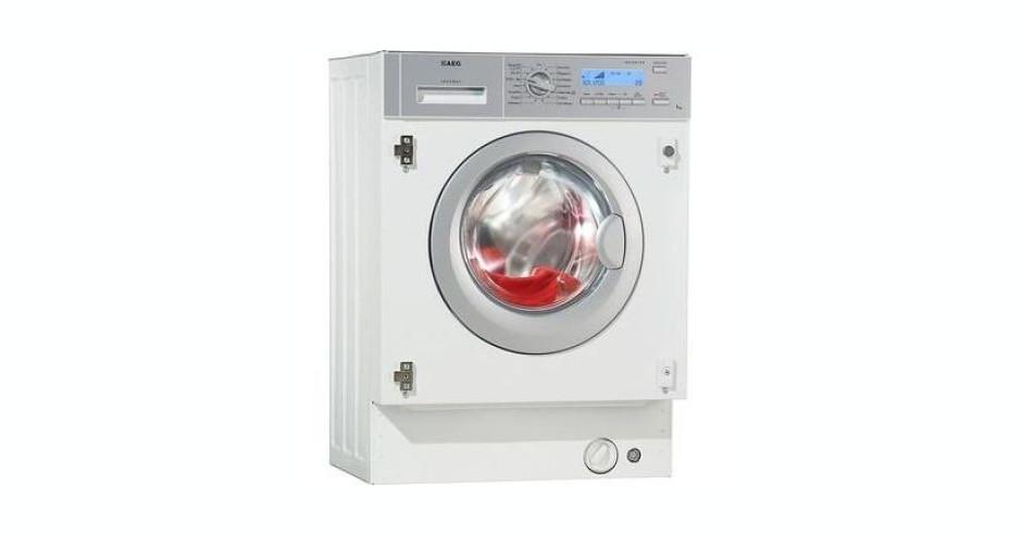 aeg l82470bi waschmaschine einbaugerat vollintegrierbar a. Black Bedroom Furniture Sets. Home Design Ideas