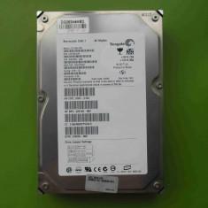 HDD 40GB Seagate 7200.7 ST340014A ATA IDE - Hard Disk Seagate, Sub 40 GB, Rotatii: 5400, 2 MB
