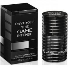 Davidoff The Game Intense eau de Toilette pentru barbati 40 ml - Parfum barbati Davidoff, Apa de toaleta