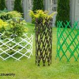 Gard pliabil pentru gradina-verde