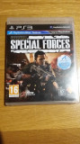 PS3 Socom special forces / 3D compatible / MOVE optional - joc orig by WADDER, Shooting, 16+, Single player, Sony