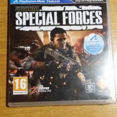 PS3 Socom special forces / 3D compatible / MOVE optional - joc orig by WADDER - Jocuri PS3 Sony, Shooting, 16+, Single player