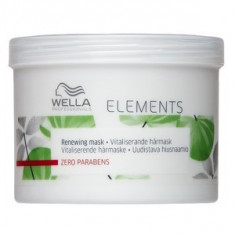 Wella Professionals Elements Renewing Mask masca pentru regenerare, hrănire si protectie 500 ml
