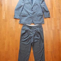 Costum de gala Ralph Lauren Elite; marime 42, vezi dimensiuni; lana pura; ca nou