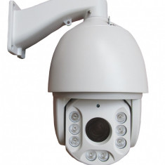 Camera Supraveghere speed-dome iUni ProveCam FHD 2025, 2MP, CMOS 1/3, 1080p, 8 BIG led IR, zoom optic 18x, PTZ - Camera CCTV