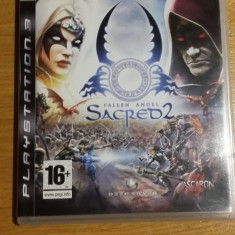 PS3 Fallen Angel Sacred 2 - joc original by WADDER - Jocuri PS3 Altele, Role playing, 16+, Multiplayer