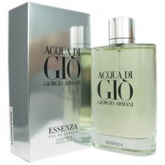 Giorgio Armani Acqua di Gio Essenza eau de Parfum pentru barbati 180 ml - Parfum barbati Armani, Apa de parfum, 50 ml