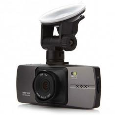 Camera Auto iUni Dash i88, rezolutie 1080p Full HD, LCD 2.7 inch, 140 grade, senzor G + Card 16 GB