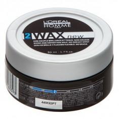 L´Oréal Professionnel Homme Styling Wax ceara de par pentru fixare usoară 50 ml