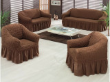 Set huse -  canapea 3 locuri + canapea 2 locuri + 1 fotoliu