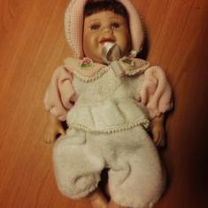 Papusa Porcelan Baby de colectie - Papusa de colectie