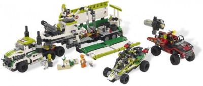 LEGO 8864 Desert of Destruction foto