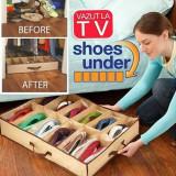 Sertar Organizator de pantofi Shoes Under