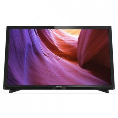 Televizor Philips 24PHH4000 LED, HD, 61 cm, Negru - Televizor LED Philips, HD Ready