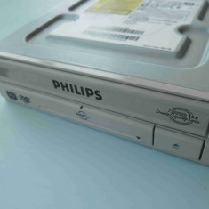 DVD RW Writer Philips DVDR1660/00M alb ATA IDE - DVD writer PC
