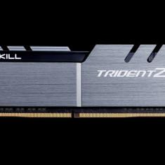 Memorie G.Skill F4-3200C16D-32GTZSK, D4, 3200 MHz, 32GB, C16, GSkill TridZ K2 - Memorie RAM